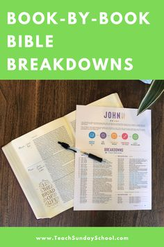 Chapter-by-Chapter Subject Summaries for Each Book in the Bible. Bible Study Notebook, Bible Study Plans, Bible Study Tips, Bible Study Journal, Scripture Study, Bible Lessons, Prayer Scriptures, Bible Teachings, Bible Prayers