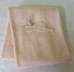 Original Effanbee Dy-Dee-Baby Pink Blanket #ClothingAccessories