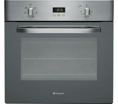Buy HOTPOINT SHS53XS Electric Oven - Stainless Steel | Free Delivery | Currys