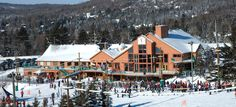 Centre de Ski Le Relais Quebec City, Touring, Ski, Centre, Cabin, House Styles, Home Decor, Homemade Home Decor, Skiing