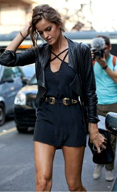 Paris Street style - wish I could wear this