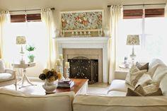 Random Bloggers' Living Spaces