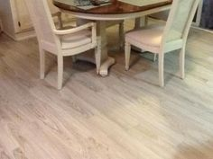 Acquire an astonishing and overwhelming appearance to the floors with this TrafficMaster White Maple Luxury Vinyl Plank Flooring. Allure Vinyl Plank Flooring, Vinyl Flooring Kitchen, Luxury Vinyl Tile Flooring, Luxury Vinyl Plank, Floating Floor, Cherry Cabinets, Coastal Decor, Rv Interior, Interior Design