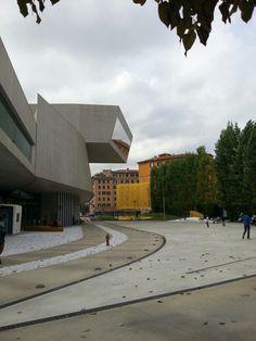 Rome's top contemporary art museum, MAXXI
