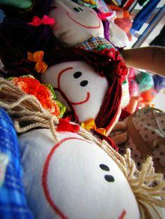 Amor ao Próximo, Alegria e Solidariedade. Dolls for donation