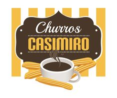 Churros, Tableware, Traditional, Hot Chocolate, Oven, Dinnerware, Tablewares, Dishes, Place Settings