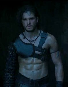 ... , as evidenced by the brand-new trailer for the film, the producers of Pompeii definitely know something about Jon Snow: His abs sell tickets to movies! Description from swoonworthy.net. I searched for this on bing.com/images