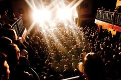 Bowery Ballroom-check out their website for their concert schedule!