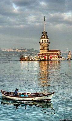 Rejseinspiration til Tyrkiet - Istanbul, Tyrkiet - Turkey Travel Inspiration diy ideer Foto Hdr, Places To Travel, Places To See, Istanbul Travel, Istanbul City, Beste Hotels, Turkey Travel, Wonders Of The World, Travel Inspiration