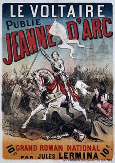 Jeanne d'Arc Poster by E. Mas ca. Framed Artwork, Wall Art Prints, Poster Prints, Roman, Joan Of Arc, Frames For Canvas Paintings, Jeanne, Affordable Wall Art, Paris