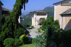 Sacro Monte di Varallo , Piedmont ,Italy .