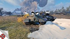 World of Tanks has a lot of rare tanks that you will almost never see on the battlefield - like the (Object or the Let's see what thes. Replay Video, Rc Tank, Channel Art, World Of Tanks, The Next Step, Derp, Funny Moments, Monster Trucks, In This Moment