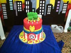Cake avanger