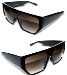 e1812d752dc Men s Women s Vintage 472 Design Sunglasses Grandmaster Hip Hop Black Frame