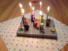 Lego birthday candles Thank you for this great idea for the Lego children's birthday! W… - Children's birthday ideas - Trend Lego Box 2020 Ninjago Party, Lego Birthday Party, Birthday Party Invitations, Birthday Celebration, Boy Birthday, Birthday Parties, Birthday Ideas, Happy Birthday Cards, Birthday Candles