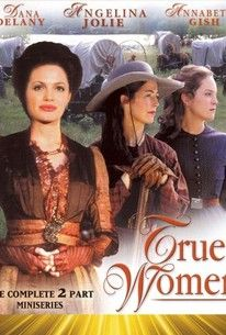 Based on a true story, this Civil War-era epic centers on the exploits of Sarah Ashby McClure (Dana Delany) and her sister Euphemia (Annabeth Gish) as they try to make their way on the male-dominated West Texas plains. When their home is threatened by Mexican forces and Native American warriors, the sisters lead their family and friends to safety. Based on the book by Janice Woods Windle, True Women also co-stars Rachael Leigh Cook, Angelina Jolie, and Tina Majorino.