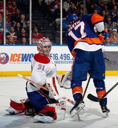 Matt Martin Photos: Montreal Canadiens v New York Islanders