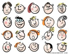 cartoon face vector people active, anger, animated, art, boy, cartoon, cheerful, child, color, contour, cute, design, doodle, draw, element, emotion, expression, eyes, face, fun, girl, graphic, group, growth, hair, hand-drawn, happy, head, human, icon, illustration, ink, joy, kid, kindergarten, laughing, lines, little, mouth, nursery, people, preschool, pupil, school, set, sketch, small, smile, sweet, vector