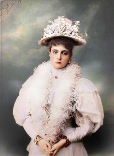 HIM Empress Alexandra Feodorovna