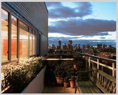 lovely balcony idea