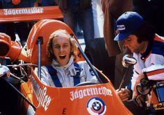 Hans-Joachim Stuck Jr - March 742 BMW - March Racing Ltd - European F2 Championship 1974
