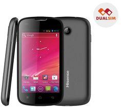 /** Priceshoppers.fr **/ Smartphone U912 - noir - Smartphone