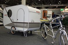 Another camper trailer - this one is almost a commercial reality - BentRider Online Forums