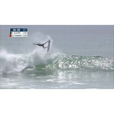 What?! @kellyslater #HurleyPro LIVE now at worldsurfleague.com @hurley