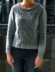 Pattern: Pomegranate, by Bonnie Sennott. Knit by eveeve on Ravelry.