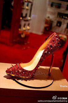 Imágenes En De Zapatos Rojos 36 2013 Mejores LMVpSUGqz