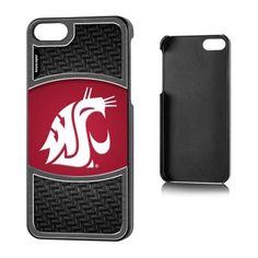 Washington State Cougars Apple iPhone 5/5s Slim Case