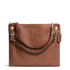 The Madison Convertible Hippie In Leather from Coach