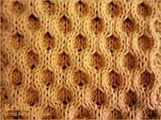 This is a fun pattern and once your stitches are established, you can easily memorize the the work so it is a great project to work on if you have several interruptions as you can always figure out where you left off.