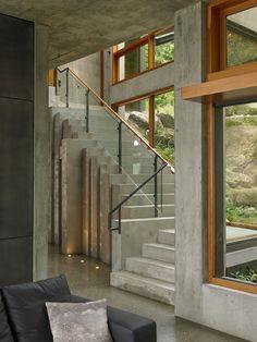 janelas escada