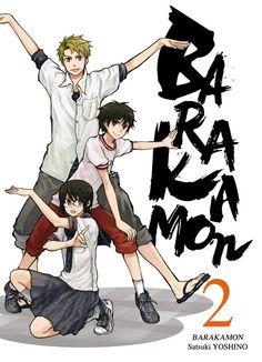 Barakamon, tome 2 Satsuki Yoshino Editions Ki-oon