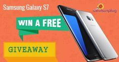 Win a FREE Samsung Galaxy S7 worth Rs. 58,999