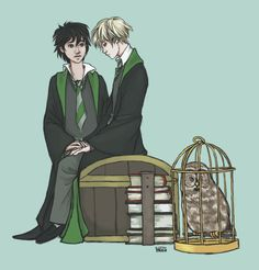 The Cursed Child - Albus and Scorpius - Scorpius …  Scorpius … Are you okay? […] Your mum? It's got worse?  - It's got the worst it can possibly get.