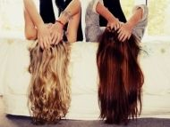 Wow!  Tons of hair tips, ideas, DIY accessories, home remedies for hair health, trendy styles, and many tutorials for getting the perfect hair.