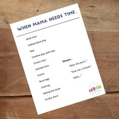 15 Ways to Occupy Kids When You Need to Get Stuff Done