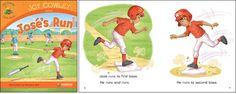 Jose's Run—by Joy Cowley Series: Joy Cowley Early Birds GR Level: E Genre: Narrative, Fiction