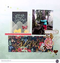 November DT Work with TAPESTRY - Clique Kits