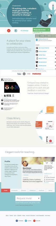 Lore.com for Art & Design