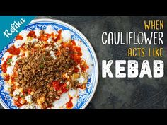 I have a magical and it is also one of my favorites 😊 It is a dish, but the taste will take you to the heaven. I am here to teach you t. Veal Recipes, Diet Recipes, Vegetarian Recipes, Turkish Recipes, Italian Recipes, Fresh Fruits And Vegetables, Veggies, Cauliflower Dishes, How To Dry Oregano