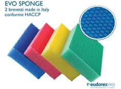 innovative sponge HACCP