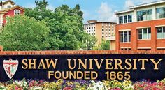 Shaw University is the first college for African-Americans established in the Southern United States, and the oldest HBCU in the region. It is also one of the nation's oldest learning institutions....