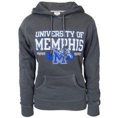 Women's University of Memphis Tigers Hoodie