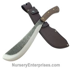 Condor Pack Golok Knife & Sheath | Nursery Enterprises