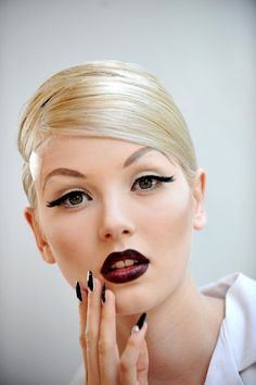 Make-up inspiration - Ombre lips