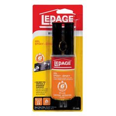 LePage 25mL Gel Epoxy