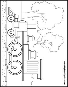 Coloring Pages: Transportation Kids Colouring, Colouring Sheets, Coloring Books, Coloring Pages, Summer Kids, Fun Activities, Kids Playing, Paint Colors, Transportation